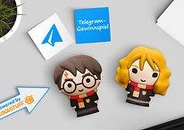 Das Telegram-Gewinnspiel: Gewinne eine Harry Potter Powerbank