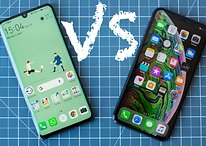 Huawei P30 Pro vs iPhone da Apple XS: briga de plataformas