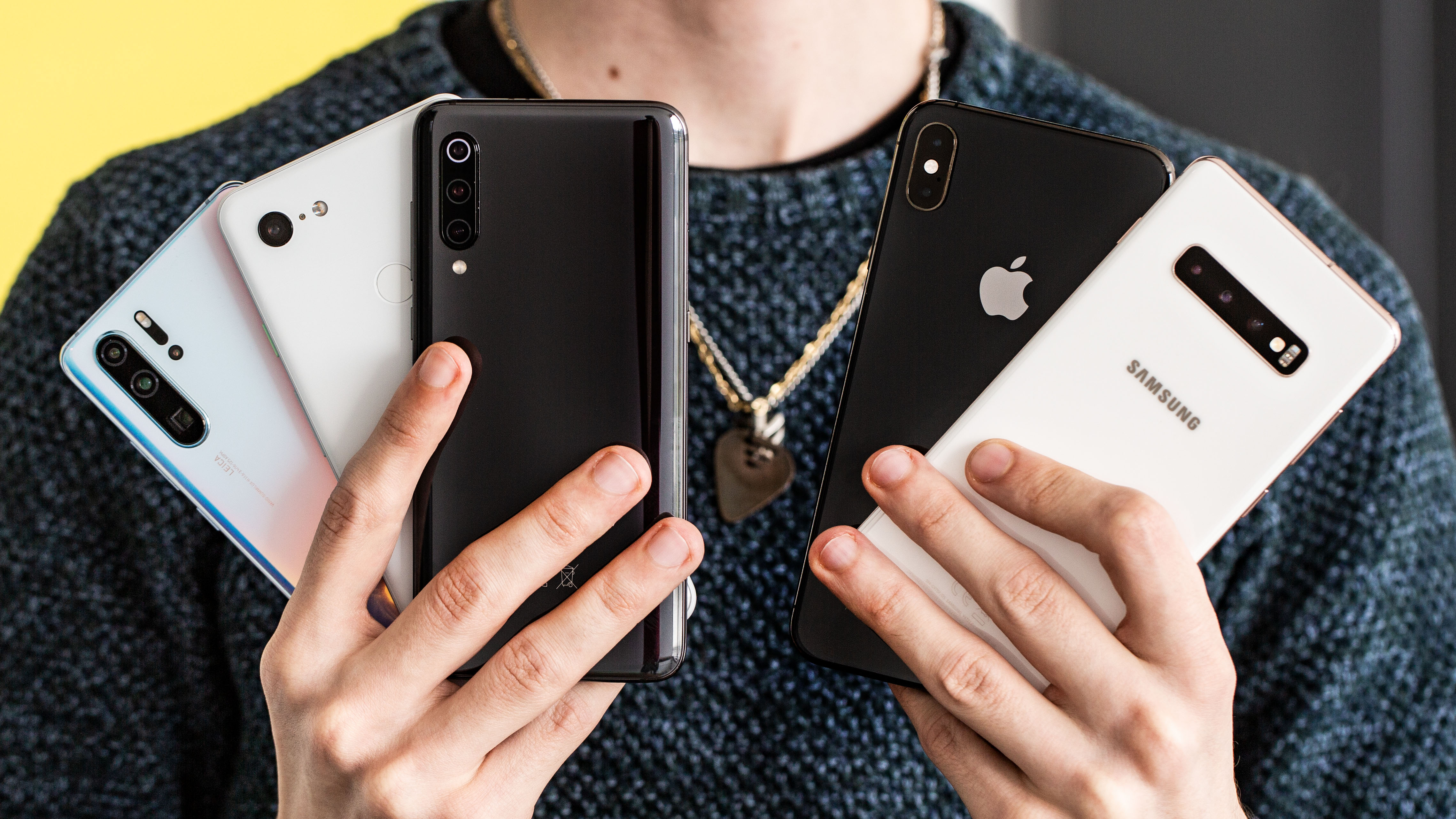 New mid-range phone vs old flagship: What is better?