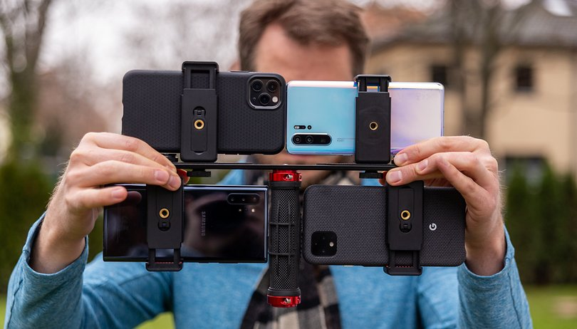 The best smartphone cameras in 2020