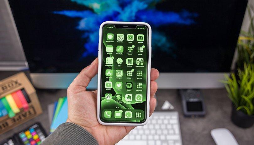 iPhone-Displays plötzlich im Retro-Style: Update kann Probleme bringen