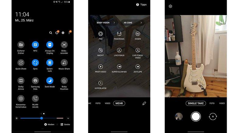 AndroidPIT samsung screenshots