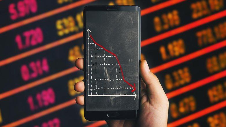 AndroidPIT smartphone crash