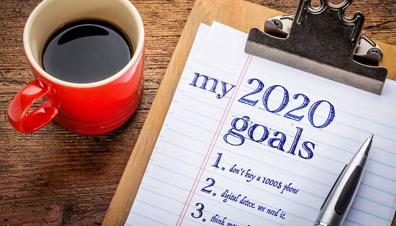 Here are our tech New Year's Resolutions for 2020