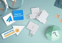 Das Telegram Gewinnspiel: dreimal Power für Power-User