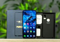 Vivo NEX 2 with a double display in first mysterious unboxing video