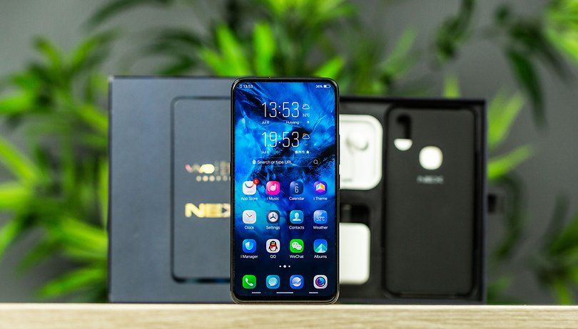 Vivo NEX A battery test: huge display guzzles energy