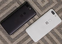 OnePlus 5T Sandstone White: Official and at the same price as the original model