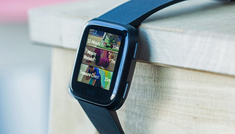 Fitbit Versa review: the affordable Apple Watch alternative