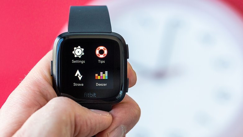 Fitbit Versa review: the affordable Apple Watch alternative | AndroidPIT