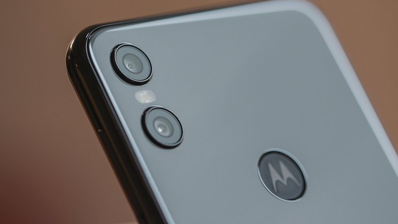 AndroidPIT motorola one dual camera