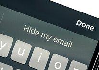 Saiba como ocultar o endereço de e-mail no iPhone