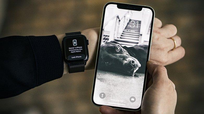 NextPit unlock iphone with apple watch