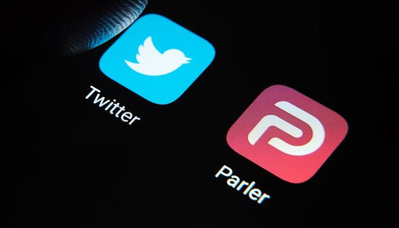 Parler: Ist die konservative Twitter-Alternative am Ende?