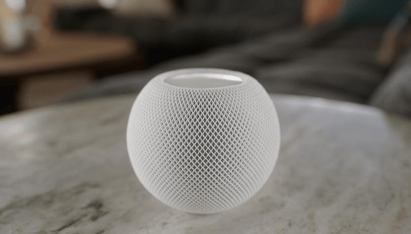 HomePod Mini: Apple's Echo competitor costs under €100 ($118)