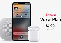 Neuer Voice-Tarif: Apple Music für unter 5 Euro pro Monat