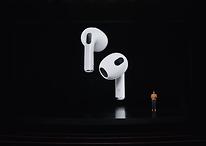 Les AirPods 3 d'Apple deviennent plus Pro, tout comme leur prix