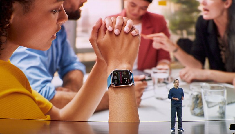 Apple Watch Series 5: a smartwatch updates without revolution