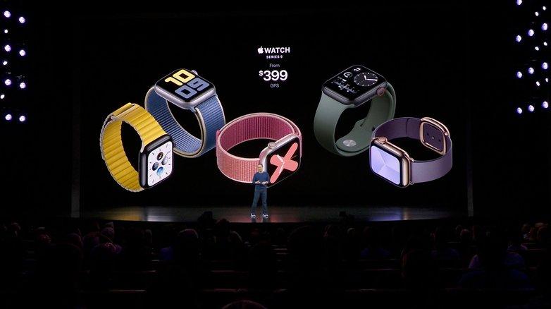 Smartwatch-Markt: Noch führt kein Weg an Apple vorbei