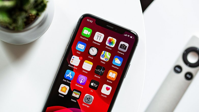 AndroidPIT apple iphone 11 pro front