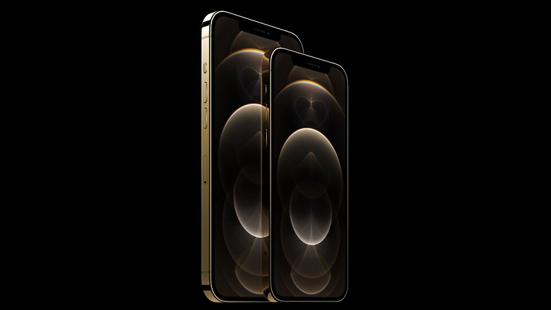 Apple iphone12pro stainless steel gold 10132020