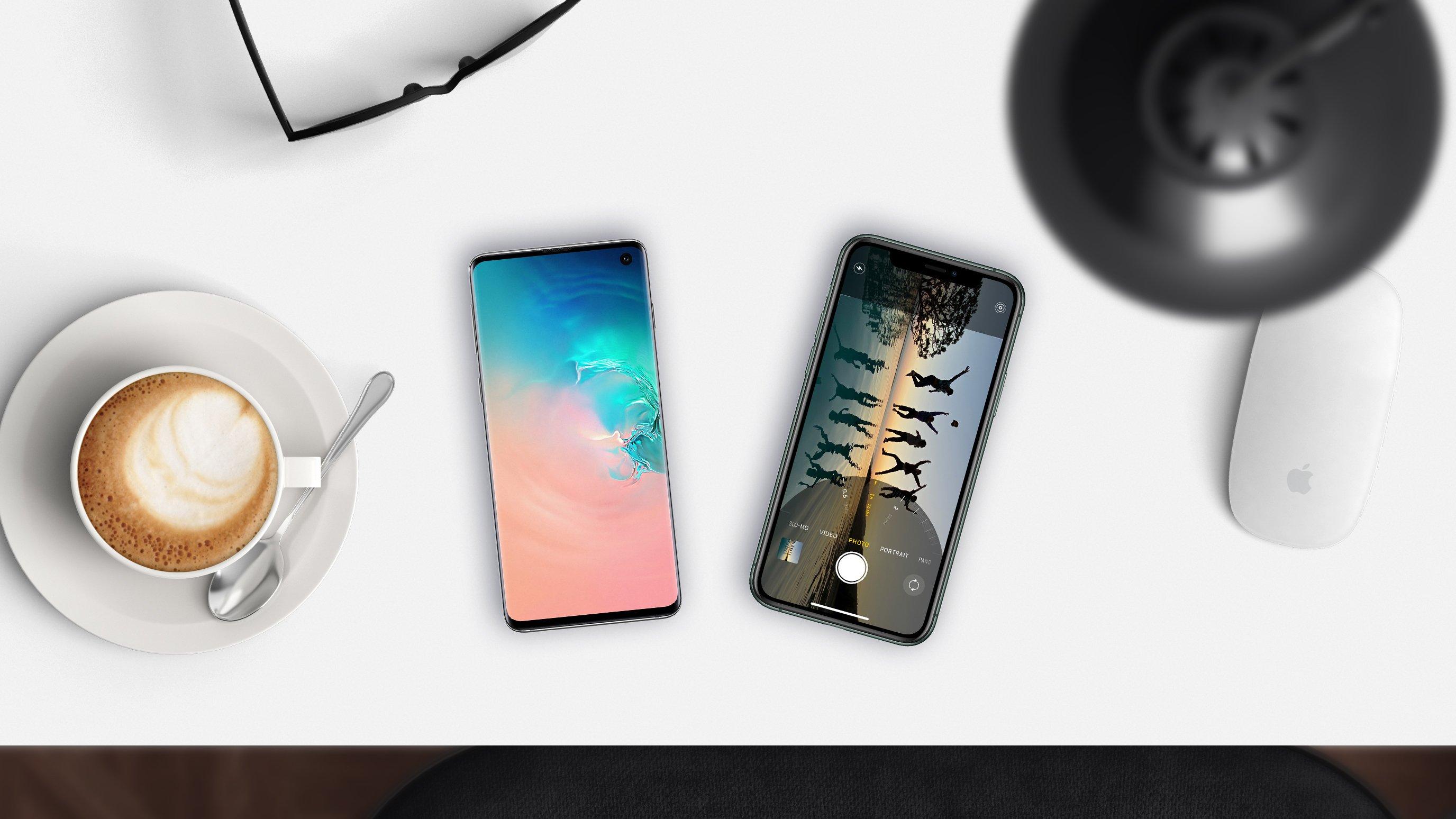 Apple iPhone 11 Pro vs. Samsung Galaxy S10: Eine Frage des Geldes