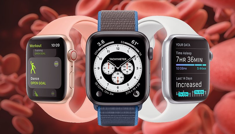 Apple Watch terá atualizações de saúde importantes em 2022