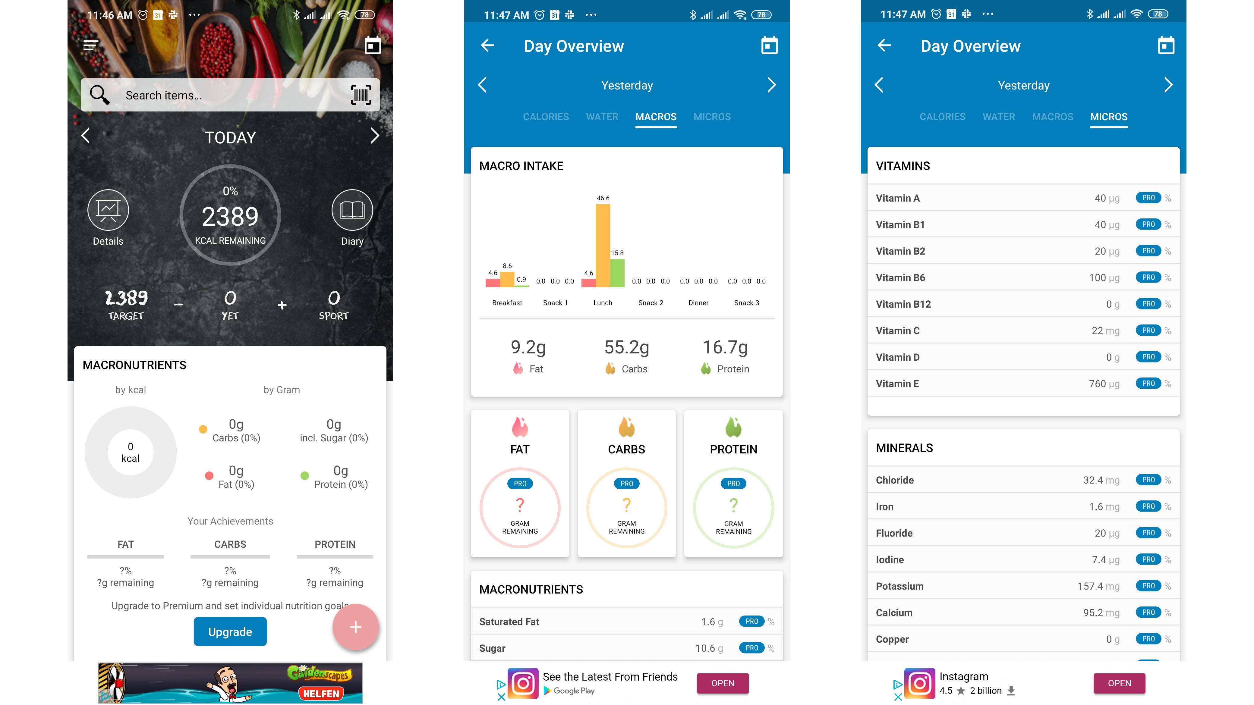 Jenseits der Diät iPhone App