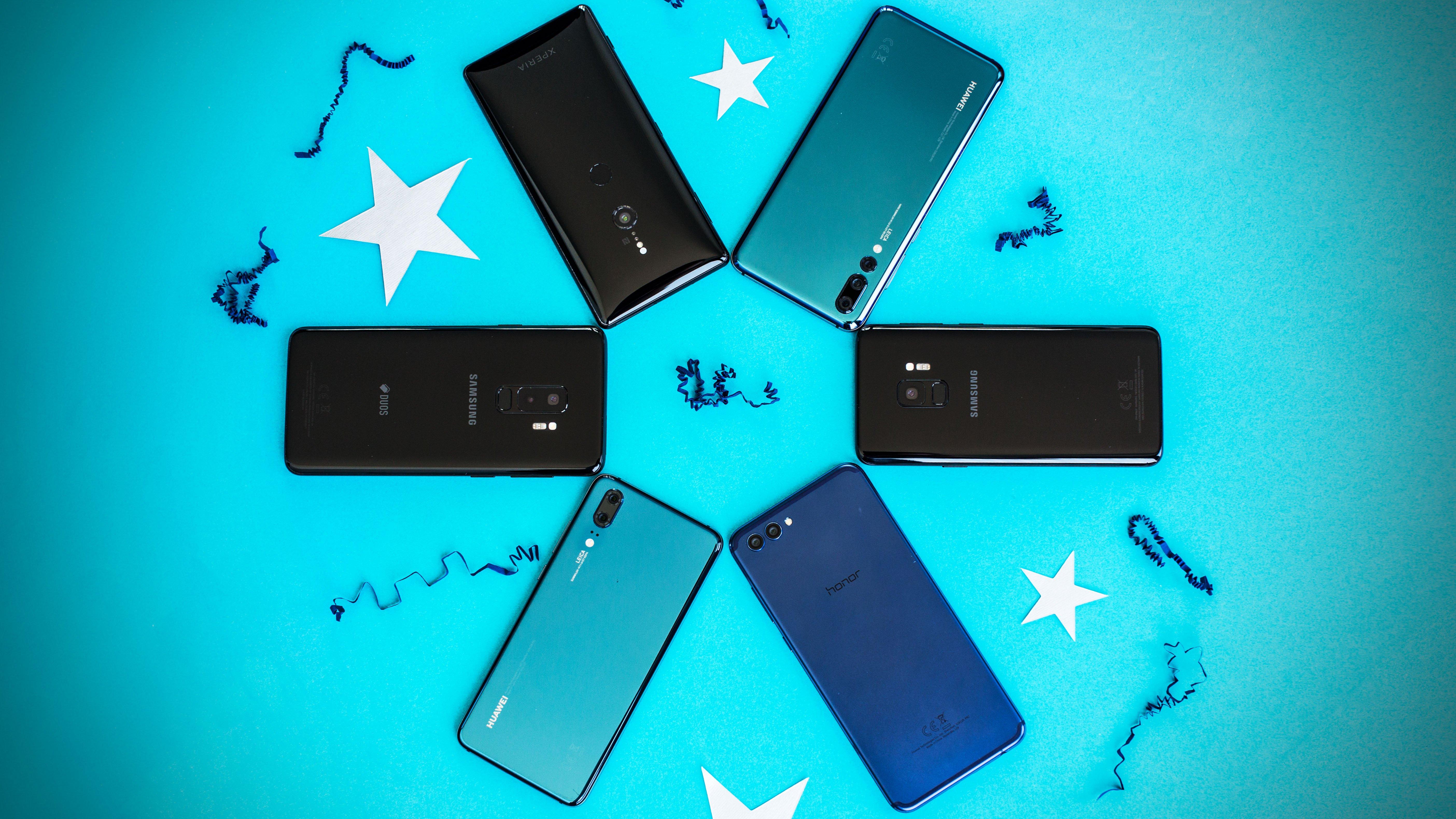 Jede Menge neuer Super-Smartphones im Anmarsch: Der Herbst wird heiß!