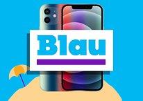 iPhone 12 bei Blau mit Allnet-L-Flat für 39,99 Euro