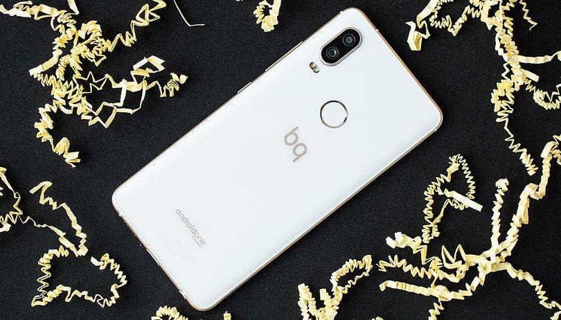 Un smartphone BQ por 1€ y descuentos increíbles en la semana del Black Friday