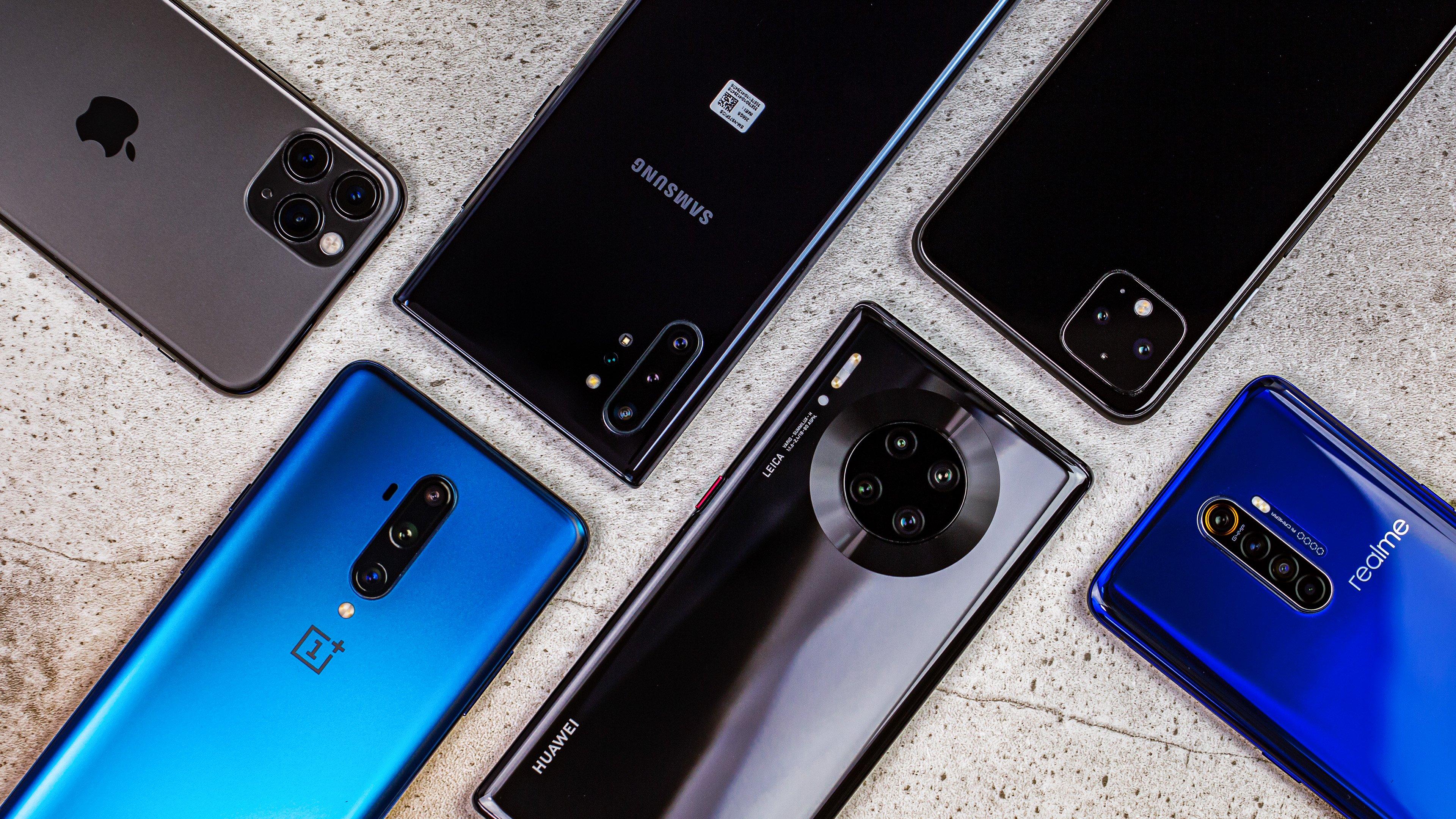 """Résultat de recherche d'images pour """"smartphone caméra 2019"""""""