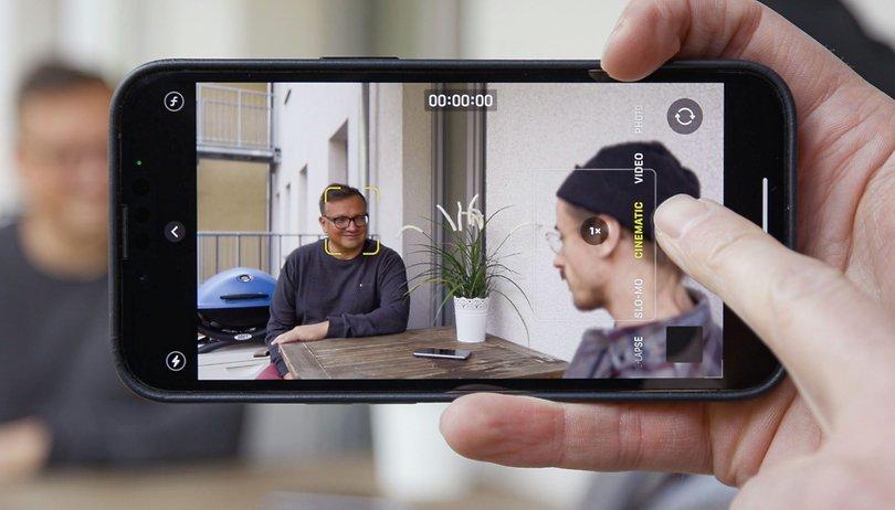 Como tirar o melhor proveito do modo cinema do iPhone 13