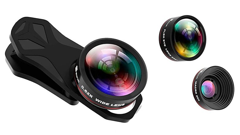 clip lenses