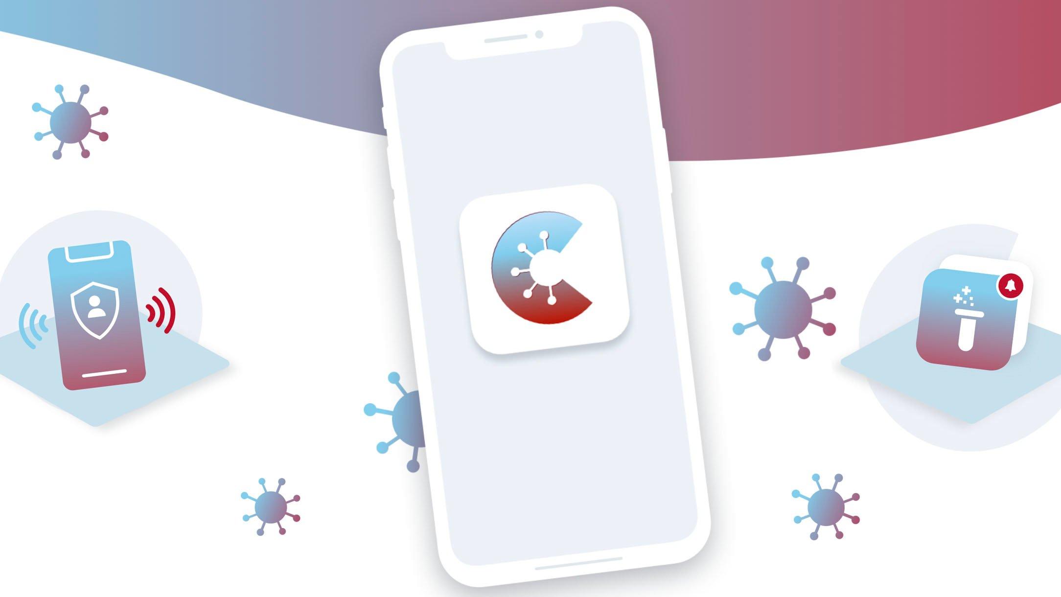 Corona-App: Mehr als sechs Millionen Downloads in nur einem Tag