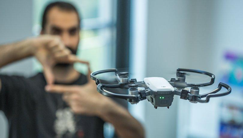 Il presente della tecnologia è nell'aria e DJI lo domina