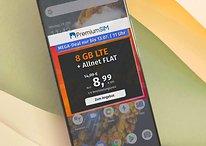 Drillisch-Tarife im Angebot: Allnet-Flats & Daten satt ab 8,99 Euro