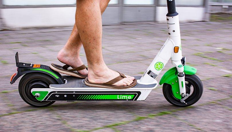 E-Scooter: Bird kommt am Montag nach Deutschland