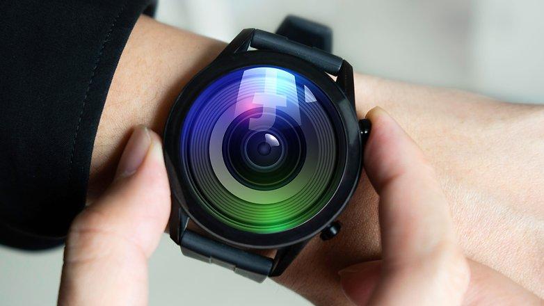 facebook smartwatch cameras