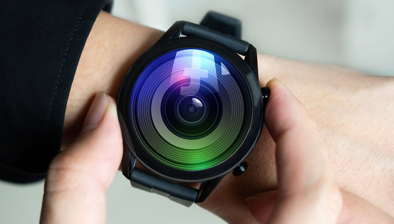 Konkurrenz für Apple Watch? Die Facebook-Smartwatch hat zwei Kameras