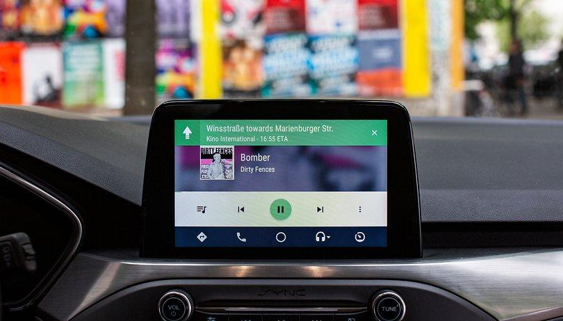 ¿Qué equipos estéreo para tu vehículo son compatibles con Android Auto?