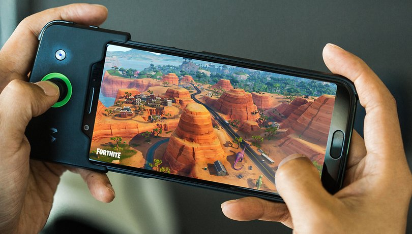 Fortnite 'exclusive' on the Galaxy Note 9 is a joke