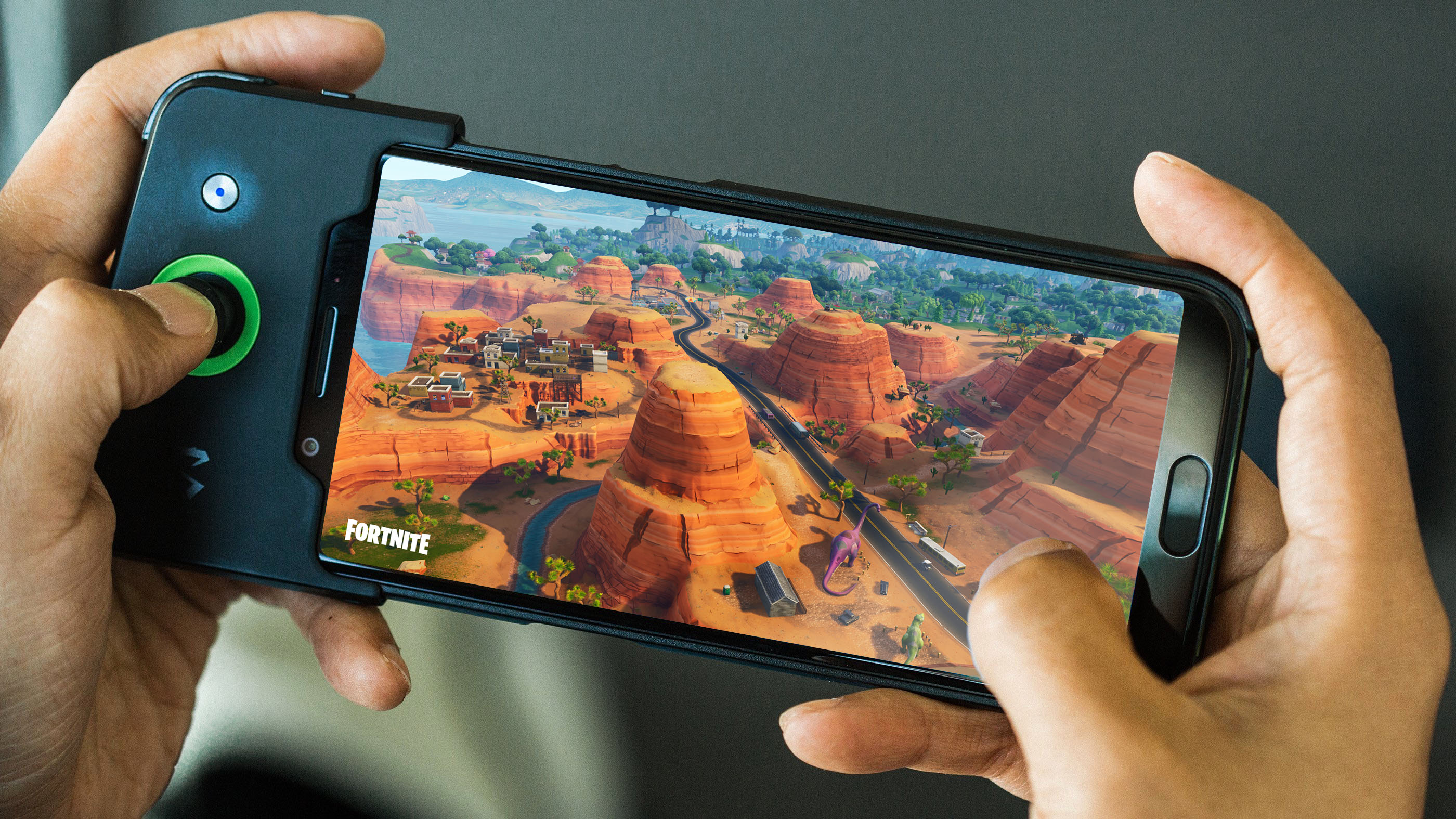 get fortnite mobile android