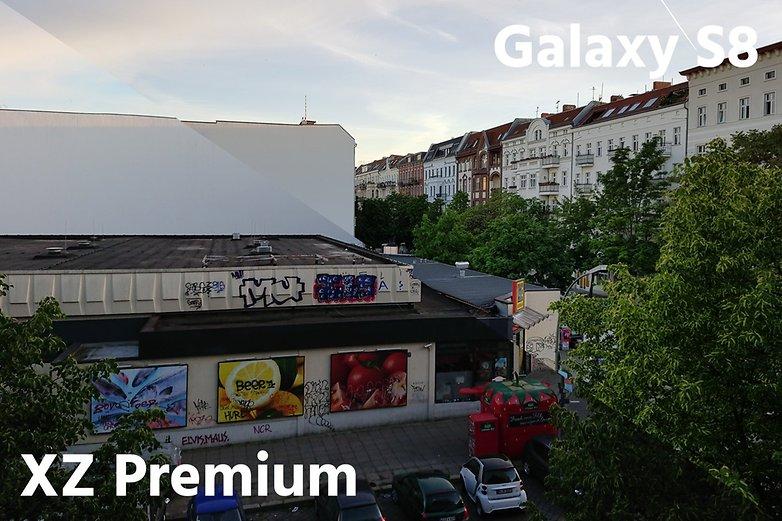 galaxy s8 xz premium dynamic