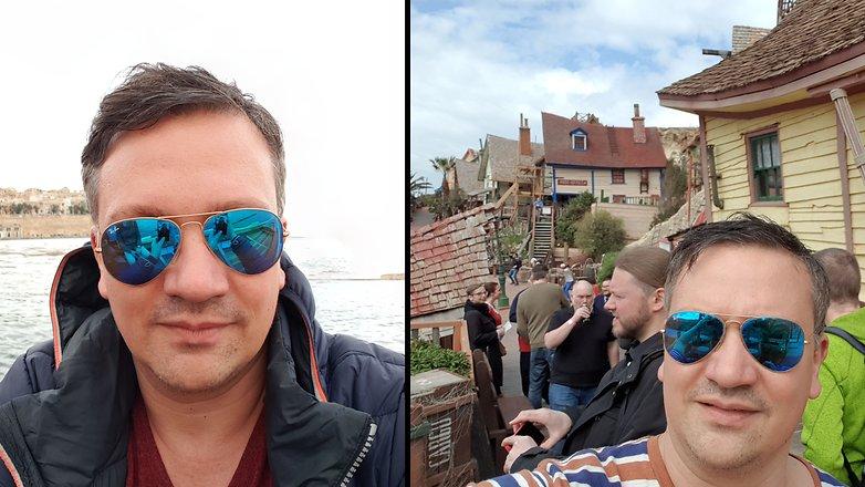 AndroidPIT samsung galaxy s9 selfies