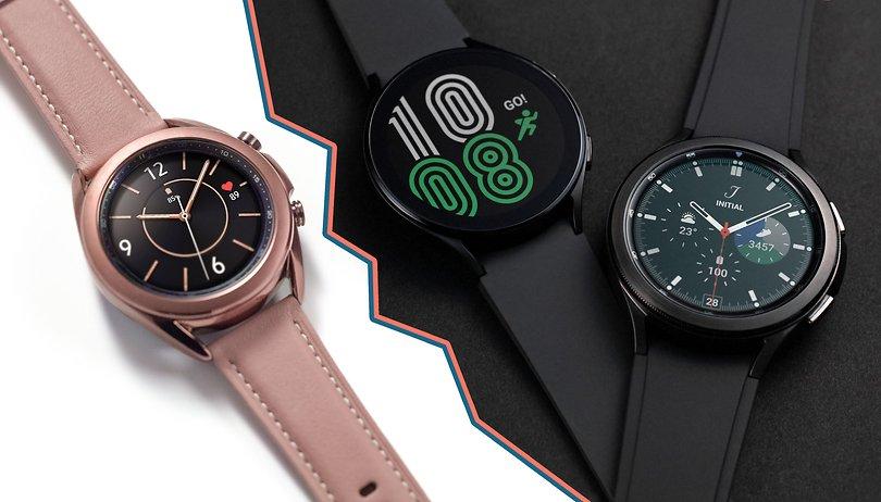 Samsung Galaxy Watch 4 (Classic) vs Watch 3: o que muda?