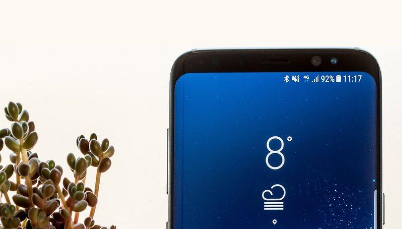 """Samsung Galaxy S8 : """"le meilleur écran sur smartphone"""" selon DisplayMate"""