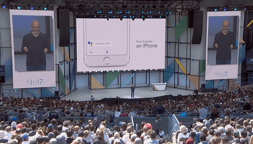 Google Assistente poderia substituir a Siri no iPhone 8