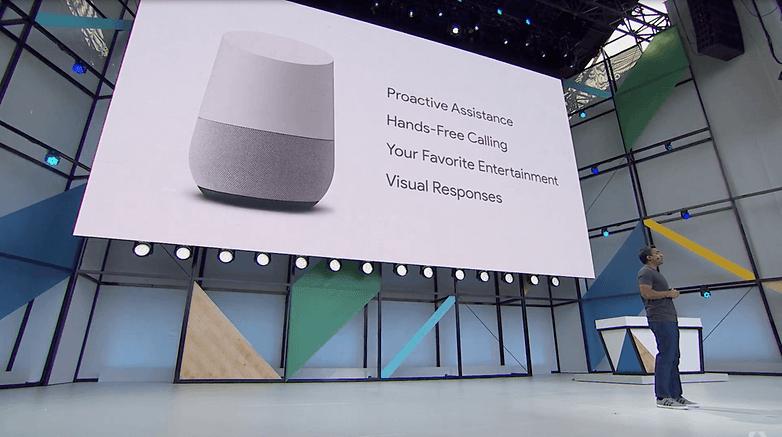 Bald kommt Google Home zu uns