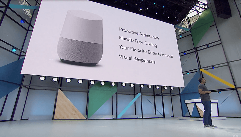 Google Home: more evolved but perhaps far from being necessary